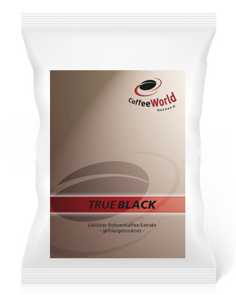 CoffeeWorld True Black 250g