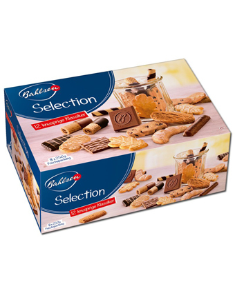 Bahlsen Selection 8x250g (2,0 KG)